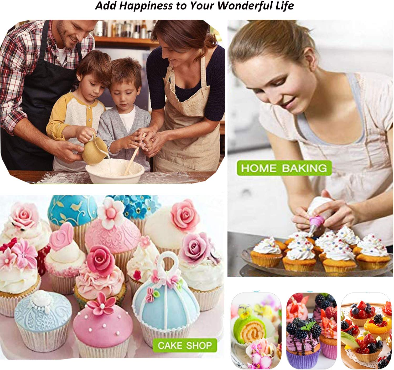 Upgrade Single Compartment Cupcake Carrier Party Stackable Clear Cupcake Holder Box with Deep Dome Cupcake Boxes for Wedding Individual Cupcake Containers Plastic Disposable Pack 100