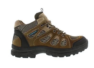 6f867f24100266 Itasca Men's Cross Creek Waterproof Leather/Nylon Hiker Hiking Boot, Brown,  ...