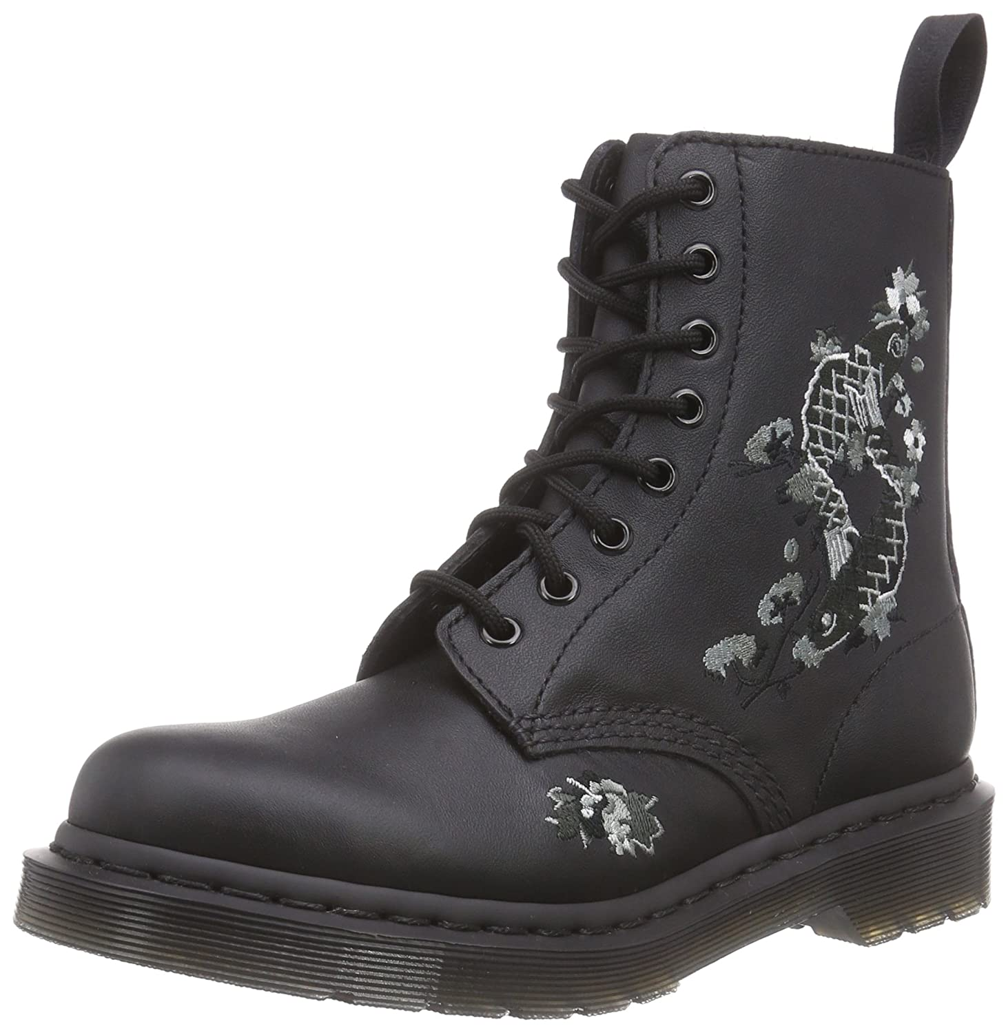Dr. Martens Anissa Softy T Black Chaussures Bateau Femme