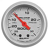 Auto Meter 4303 Ultra-Lite Mechanical