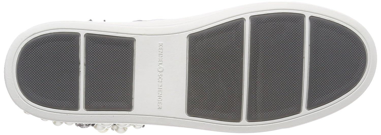 Kennel und Schmenger Damen Town Sohle Hohe Sneaker Silber (Alluminio/Pearl Sohle Town Weiß) 1be7e2