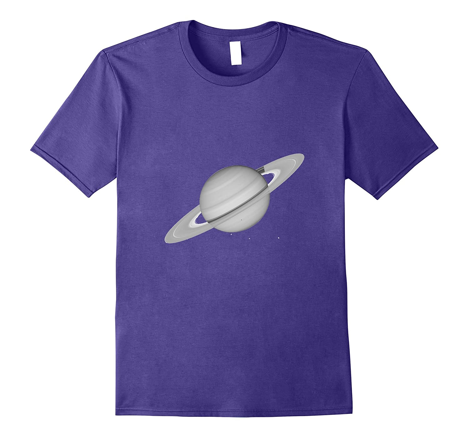 Planet Saturn T-Shirt | Solar System Astronomy Science-ANZ