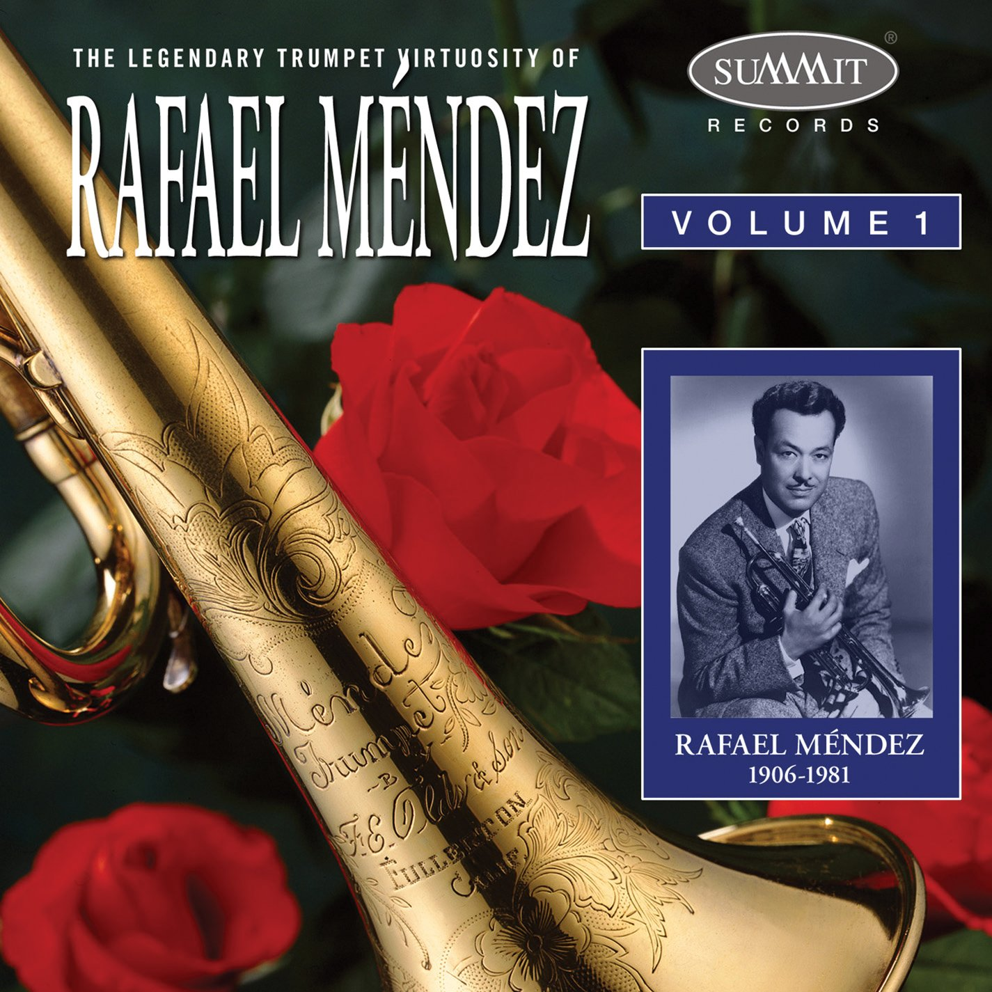 Legendary Trumpet Virtuosity of Vol. Manufacturer direct delivery Tampa Mall Mendez 1 Rafael