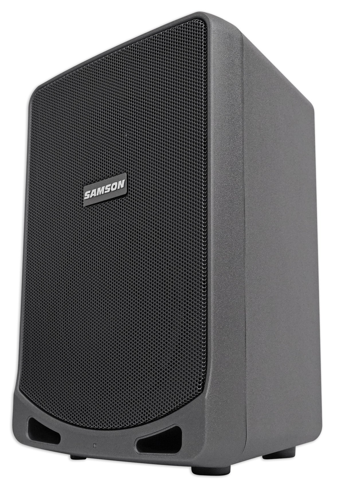 Samson 6'' Portable Rechargeable Speaker+Mic For Workout, Yoga, Spin, Fitness by Samson Technologies (Image #2)