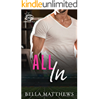 All In: (The Kings of Kroydon Hills Book 1) A Brother's Best Friend Romantic Comedy Sports Romance (English Edition)