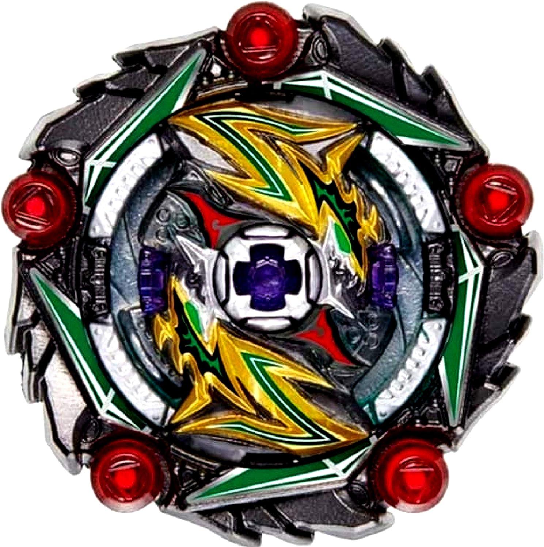 Launcher Kreisel f/ür Beyblade Burst Turbo Evolution Rise Arena StormGyro Elrozo B-164 Curse Satan