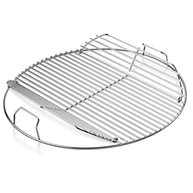 Weber Replacement Hinged Cooking Grate, 22 Inch