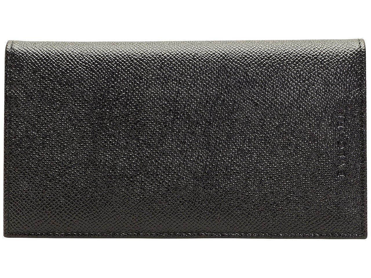 (ブルガリ) BVLGARI 財布 長財布 二つ折り 札入れ CLASSICCO メンズ ブラック レザー 20308 アウトレット ブランド [並行輸入品] B01N6GP0AV