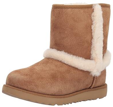 ae11263770e UGG Kids' K Hadley Ii Wp Pull-On Boot