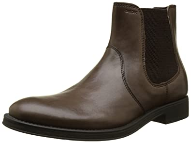 Geox - Uomo Blaxe - Bottes Chelsea - Homme  Amazon.fr  Chaussures et ... f671dd839f28