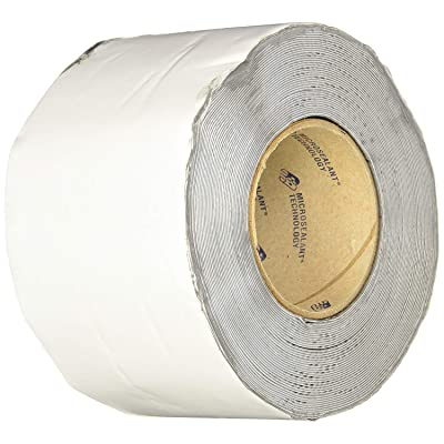 """EternaBond 3"""" White Mobile Home RV Rubber Roof Repair Tape Sealant 3"""" x 20' (3"""" x 20 Foot): Automotive"""