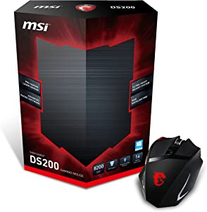 MSI Gaming Mouse (Interceptor DS200)