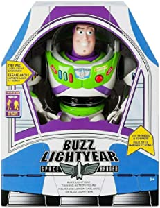 Toy Story Disney Advanced Talking Buzz Lightyear Action Figure 12''