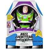 Disney Advanced Talking Buzz Lightyear Action Figure 12'' (Official Disney Product). Ideal Toy For Child and Kid. by Toy Stor
