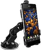 mumbi KFZ Halterung Sony Xperia Z2 / Autohalterung VibrationsFREI / 90° QUERBetrieb möglich