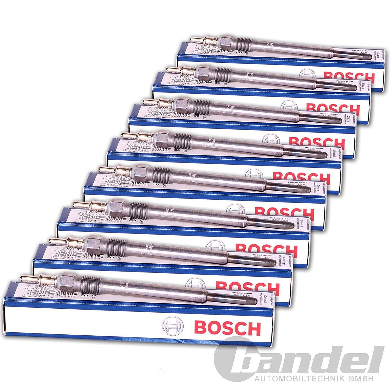 8 x Bujía Bosch Duraterm glp008: Amazon.es: Coche y moto