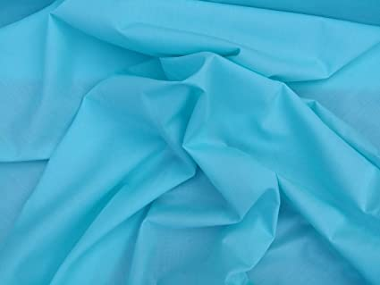 1m handgefärbtes Habotai-Seidenband Aqua 3mm Seidenschnur 100/% Seide