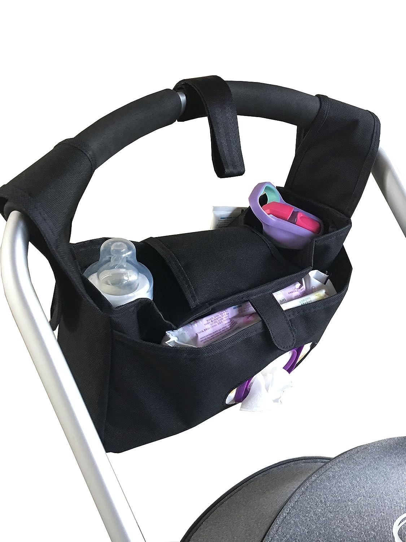 Amazon.com : BEST STROLLER ORGANIZER Baby Accessory-Universal Fit ...