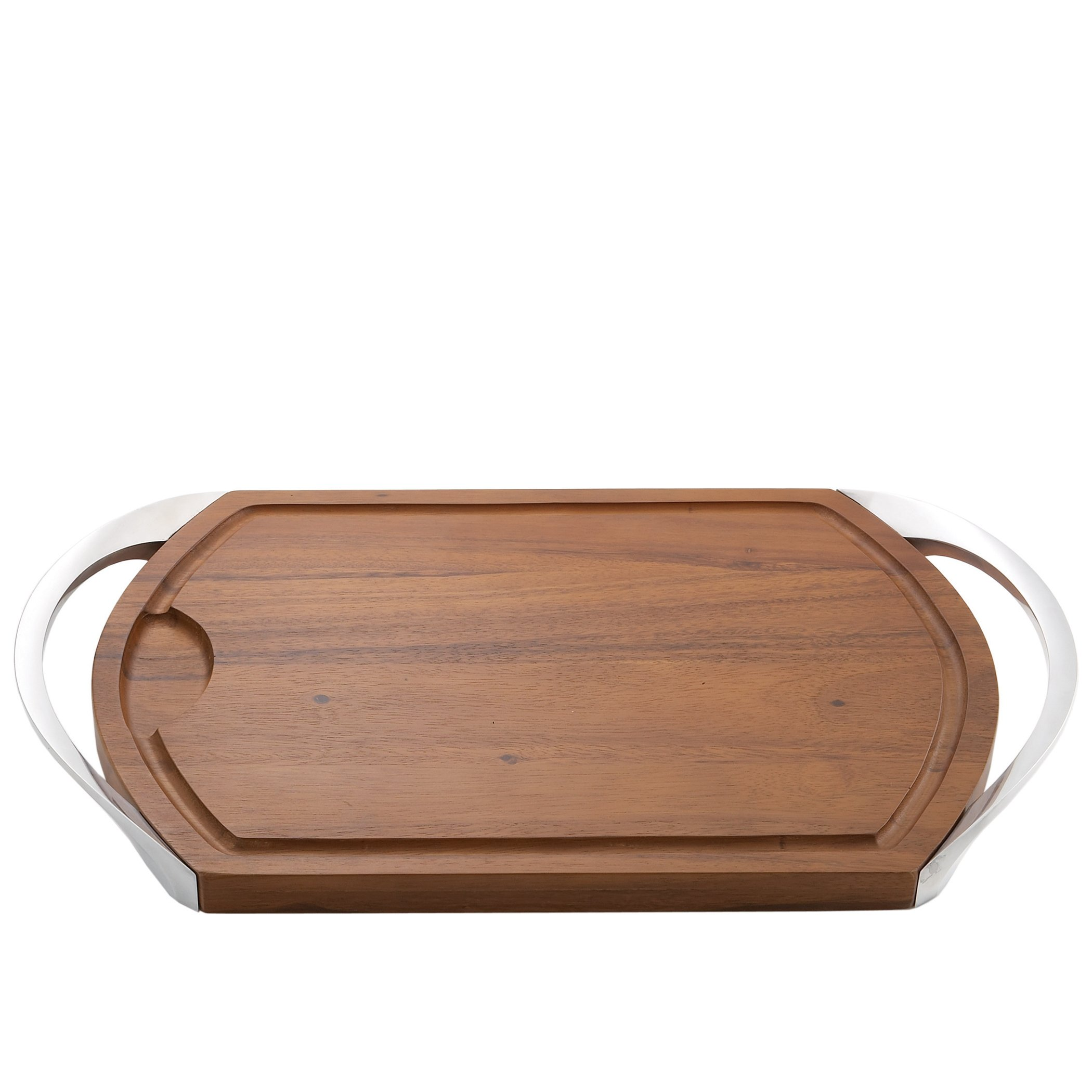 """Nambe Carve and Serve Station – 22"""""""