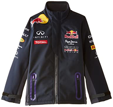 9e299a7ad9a Pepe Red Bull Racing Collection Boy s OTL Softshell Junior Jacket ...