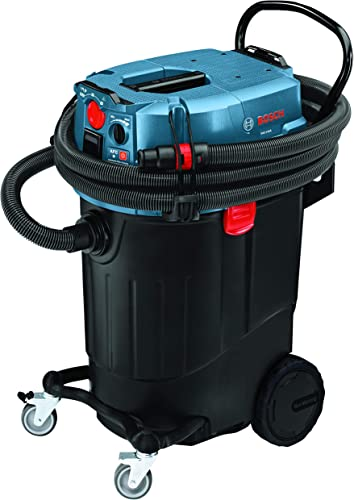 Bosch 14 Gallon Dust Extractor with Auto Filter Clean and HEPA Filter VAC140AH