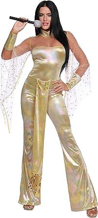 Dreamgirl Women's 70'S Icon (W)