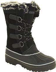 Khombu Andie 2 Womens Winter Boots