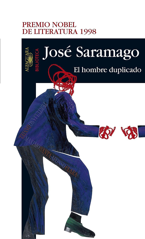 El hombre duplicado eBook: Saramago, José: Amazon.es: Tienda Kindle