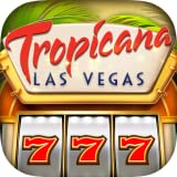 SLOTS TROPICANA LAS VEGAS! Free Casino Slot Machine Games with Old Vegas Style Spin to Win Jackpots