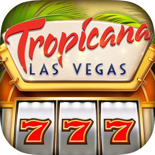 SLOTS TROPICANA LAS VEGAS! Free Casino Slot Machine Games with Old Vegas Style Spin to Win Jackpots (Switch Symbol)