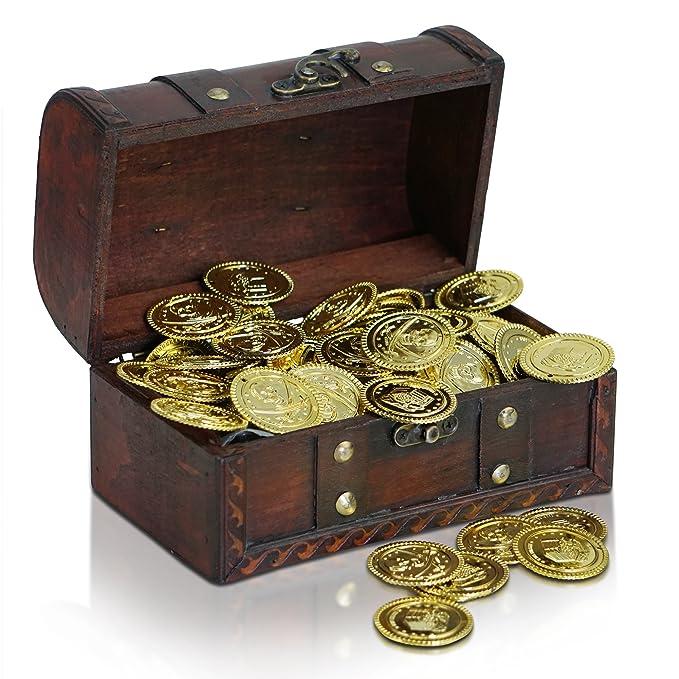 64 opinioni per Scrigno del tesoro vintage- modello: Ligero e pacchetto di decorazione