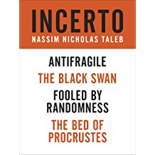 Incerto 4-Book Bundle: Fooled by Randomness, The Black