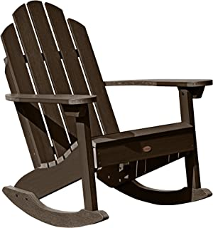 product image for highwood AD-ROCCW30-ACE Classic Westport Adirondack Rocking Chair, One Size, Weathered Acorn