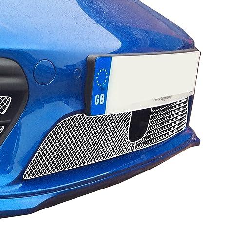 Zunsport 991.2 Turbo y Turbo S - Conjunto de Parrillas centrales (Acc) - Acabado