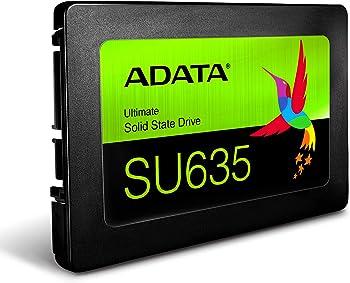 ADATA SU635 960GB 3D-NAND QLC SATA III 2.5