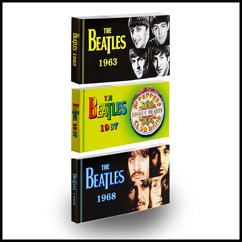 Fliptomania Libro Animado de los Beatles (Paquete de 3): Amazon.es: Juguetes y juegos
