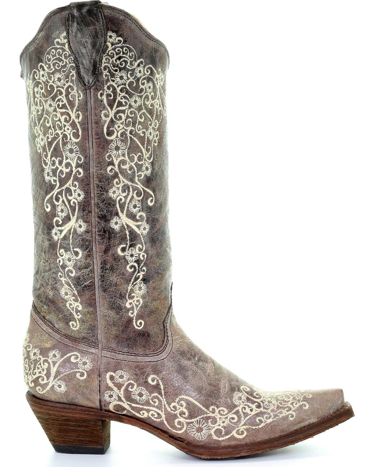 a520fdc79b Amazon.com   Corral Boots Womens A1094   Sports   Outdoors