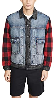 Amazon.com: Levis Red Tab - Chaqueta vaquera para hombre The ...