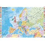 Schmidt - Gli Stati D'Europa Puzzle, 1000 Pezzi