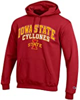 Champion NCAA Iowa State University Men's Team Hoodie