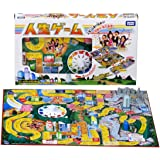 Game of Money Life JINSEI GAME Japanese Board Game