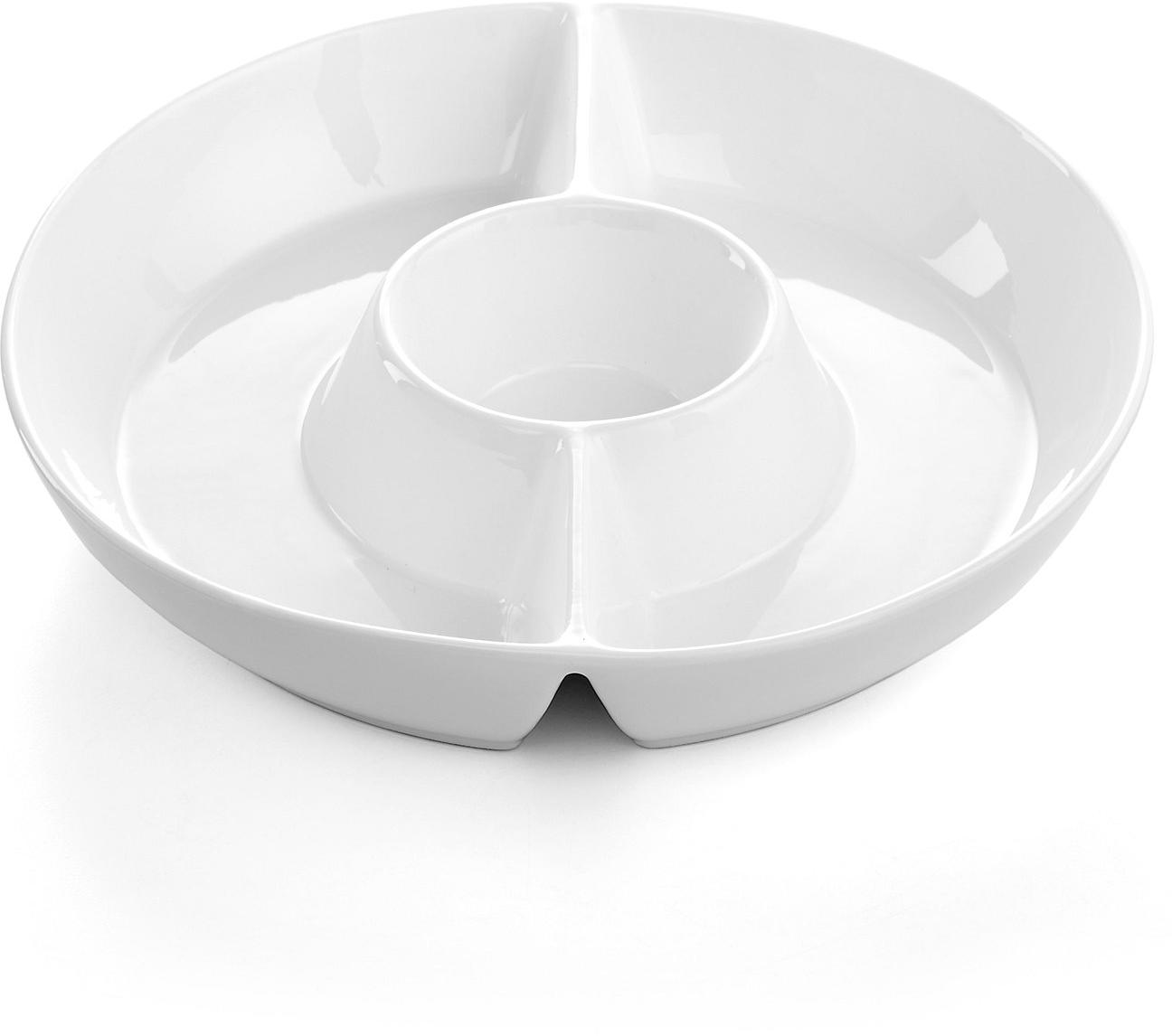 The Cellar Whiteware Crudite Server - Serveware - Dining & Entertaining - Macy's