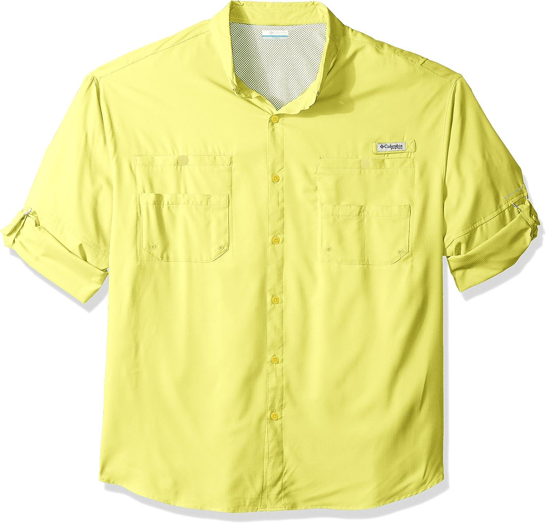 Columbia Sportswear Tamiami II Camisa de Manga Larga: Amazon.es: Deportes y aire libre