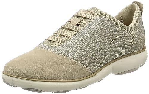 30c15102 Geox D Nebula G, Zapatillas para Mujer: Geox: Amazon.es: Zapatos y  complementos
