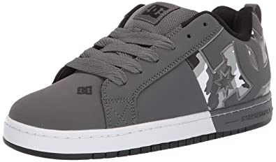 info pour d5d5b 67d87 DC Shoes Mens Shoes Court Graffik Shoes for Men