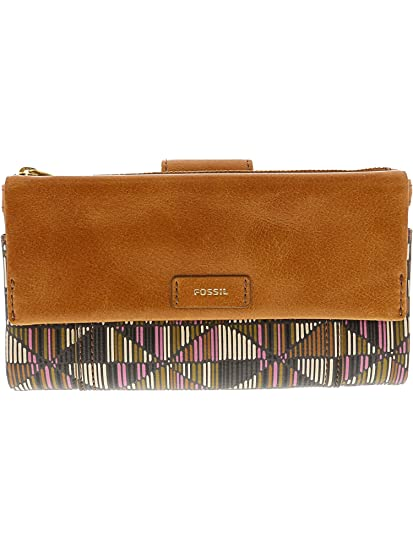 Fossil - Ellis Clutch - Monedero - Neutral/Multicolor ...