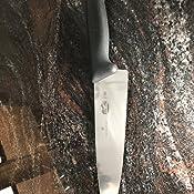 Amazon.com: Victorinox Fibrox Pro - Cuchillo de cocinero, 8 ...