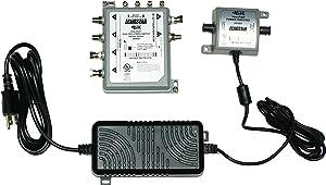 Dish Pro Hybrid 42 Switch with Power Inserter (DPH42)