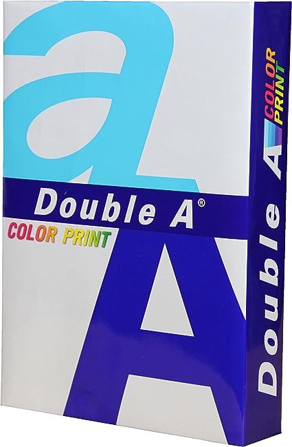 Double A 948896 - Pack de 500 hojas de papel A4, 90 g: Amazon.es: Oficina y papelería