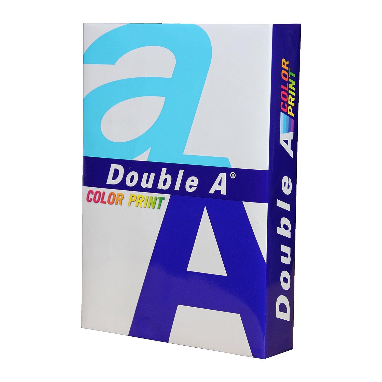 Double A 948896 - Pack de 500 hojas de papel A4, 90 g: Amazon.es ...